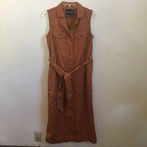 Cotton Button down dress